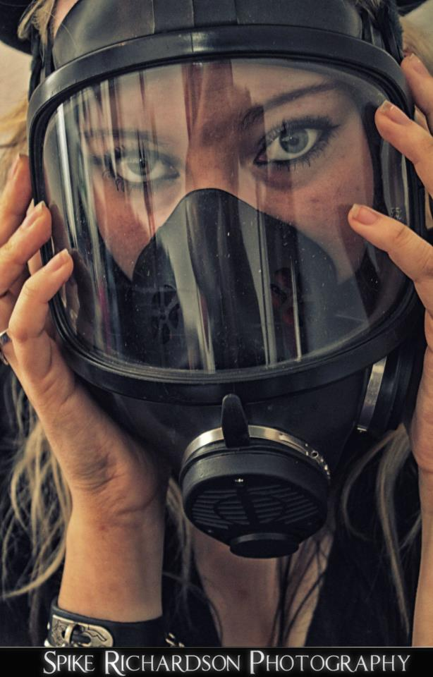 Female model photo shoot of Siana Maurissa