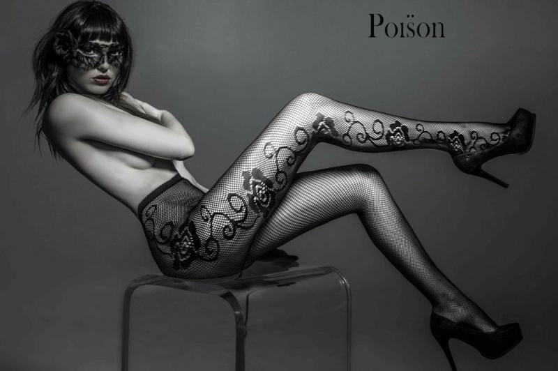 Mar 25, 2013 Poison Lingerie
