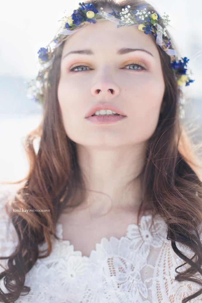 Female model photo shoot of Toni Kay Photography and Julia Sutygina