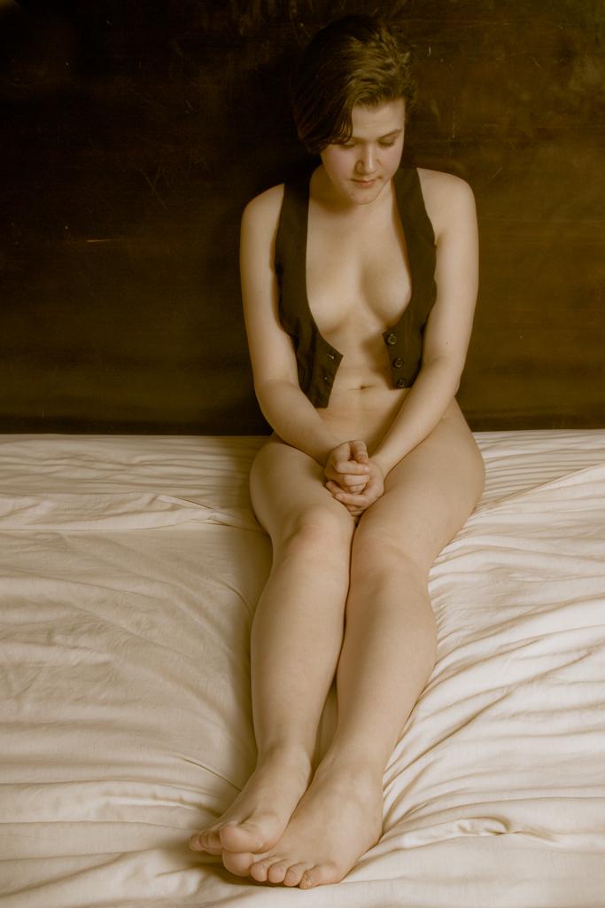 Female model photo shoot of Rachel Aurora by Southpaw Captures