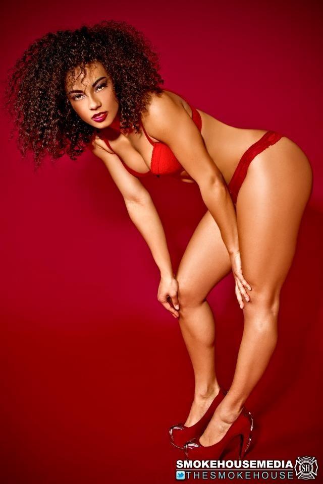 Female model photo shoot of MissVero MUA