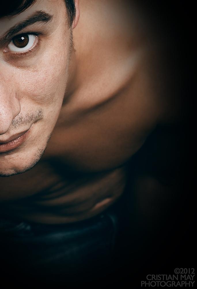 Male model photo shoot of Cristian May in Carrara, Tuscany, Italy