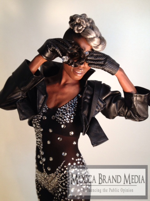 Female model photo shoot of MoccaStyles in STUDIOS AT 454