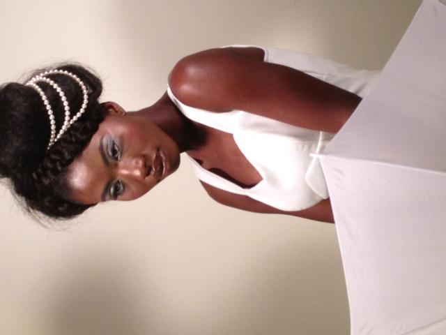 Female model photo shoot of MoccaStyles