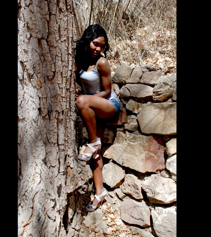 Male and Female model photo shoot of Second Aperture and Virginia-Marie in Colorado