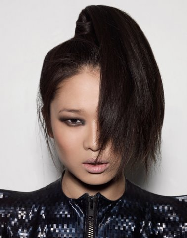 Female model photo shoot of _Yu