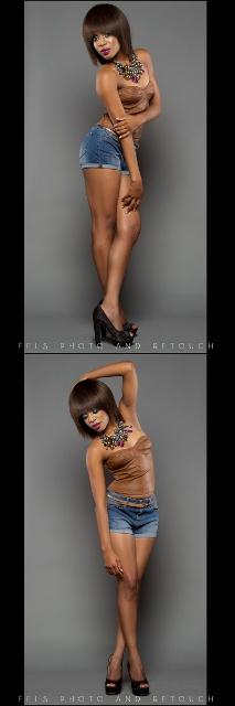 Female model photo shoot of Lola2LA