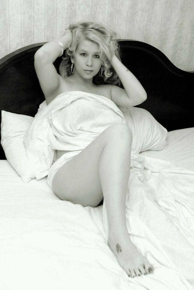 Female model photo shoot of Brittany Pilar