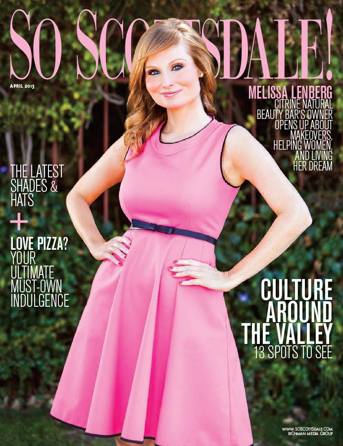 Apr 02, 2013 JP 2013 So Scottsdale! Magazine   April 2013