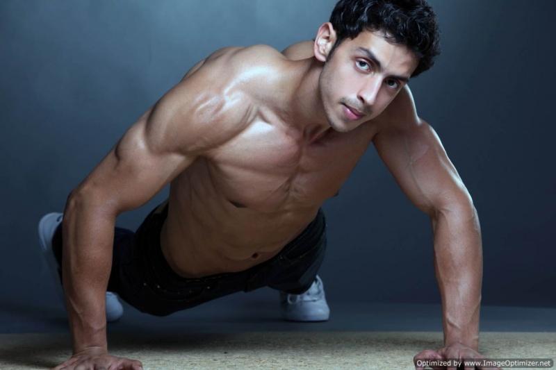 Male model photo shoot of SAHIL RALLY