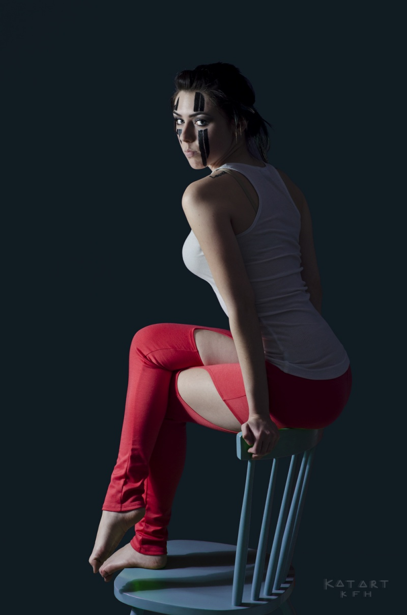 Female model photo shoot of Kaitie Hendrickson