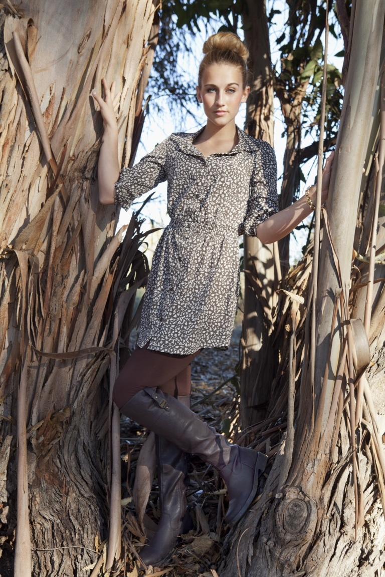 Female model photo shoot of Madison_Miller in Ojai, CA