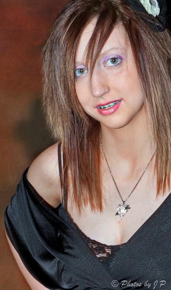 Female model photo shoot of MUA-Stylist Heather in Clemson, SC