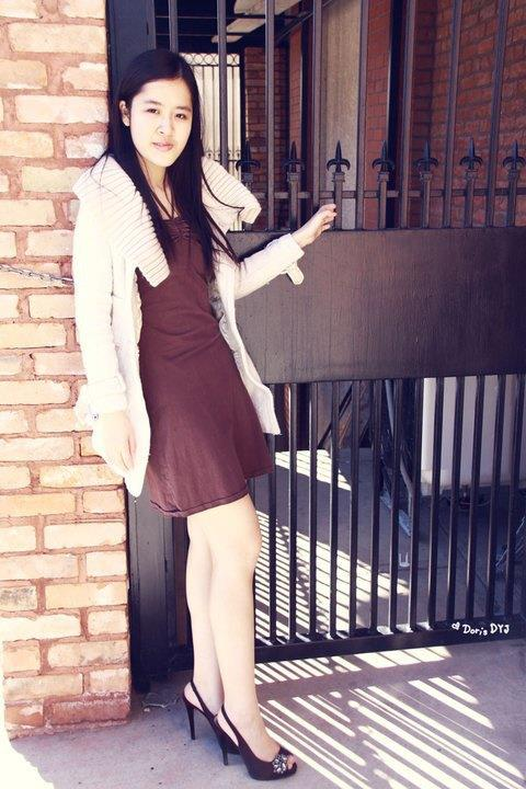 Female model photo shoot of Wing Cheung