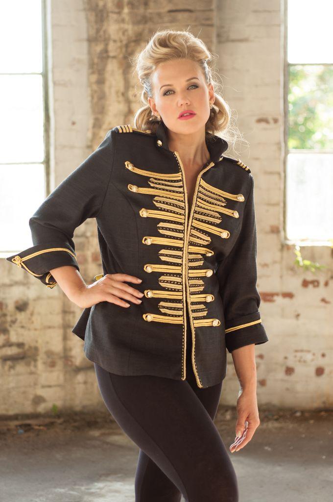 Female model photo shoot of Kat B Model