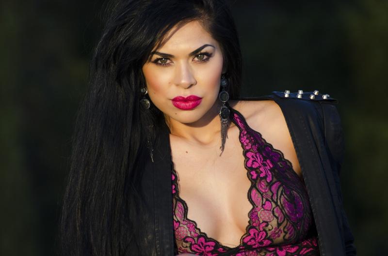 Female model photo shoot of Joann Huizar in Los Angeles