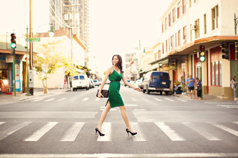 Female model photo shoot of Laurenland Photography in Honolulu, HI