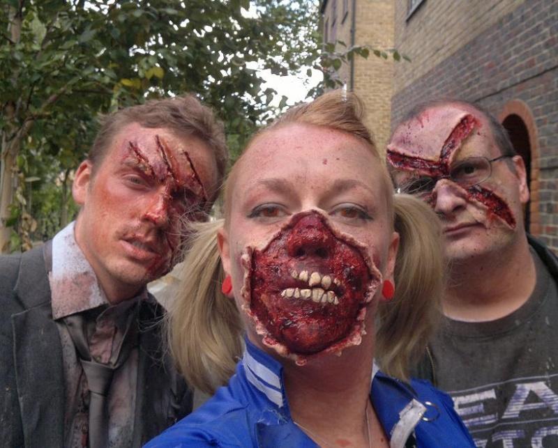 Apr 09, 2013 GoreWhorefx World Zombie Day
