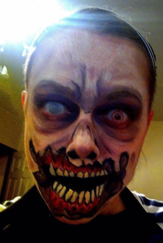 Apr 09, 2013 GoreWhorefx Face paint