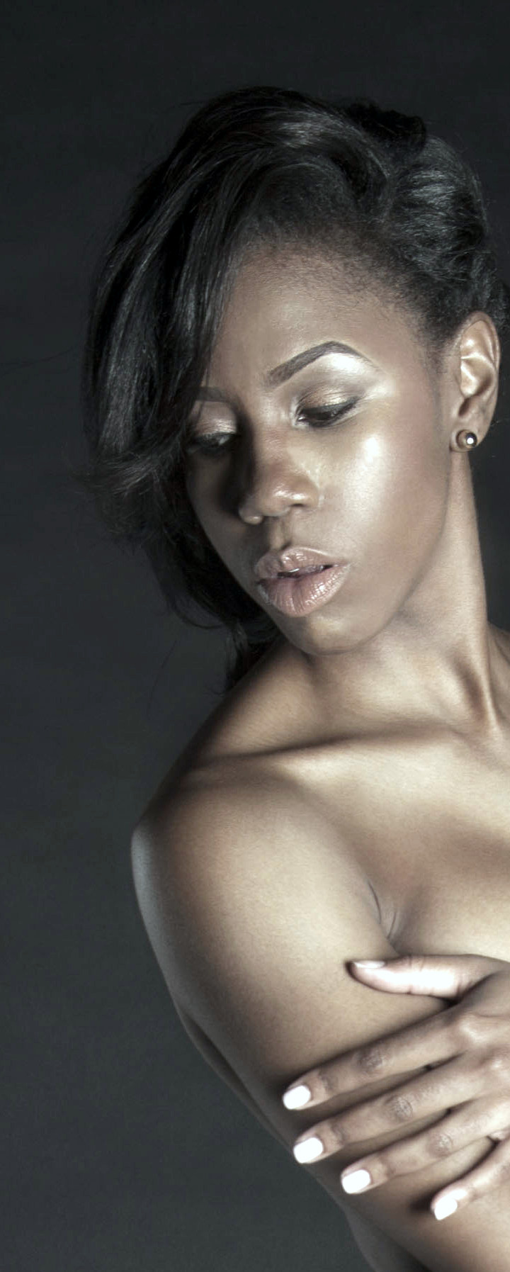 Female model photo shoot of Aaliyah Rene in atlanta