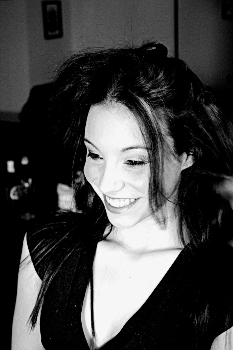 Female model photo shoot of KhristinaLynn