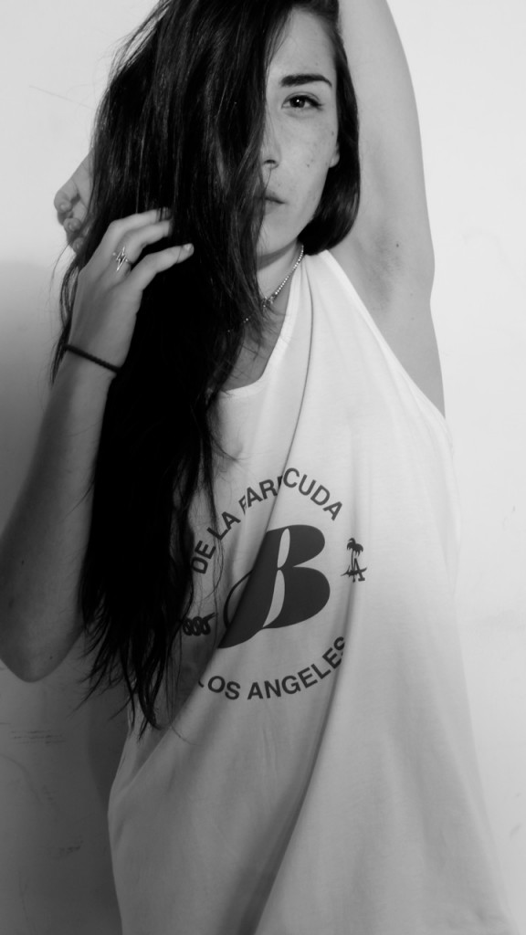 Female model photo shoot of KeiLani Y in LA,CA