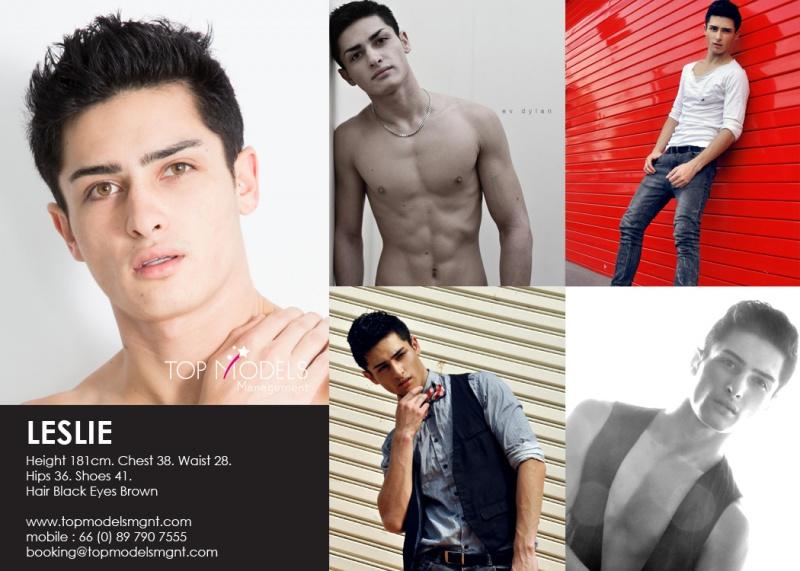 Male model photo shoot of Leslie Mark in Bangkok