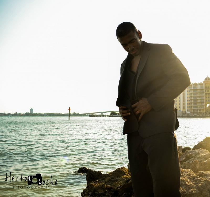 Male model photo shoot of Hector Arocho in Sarasota