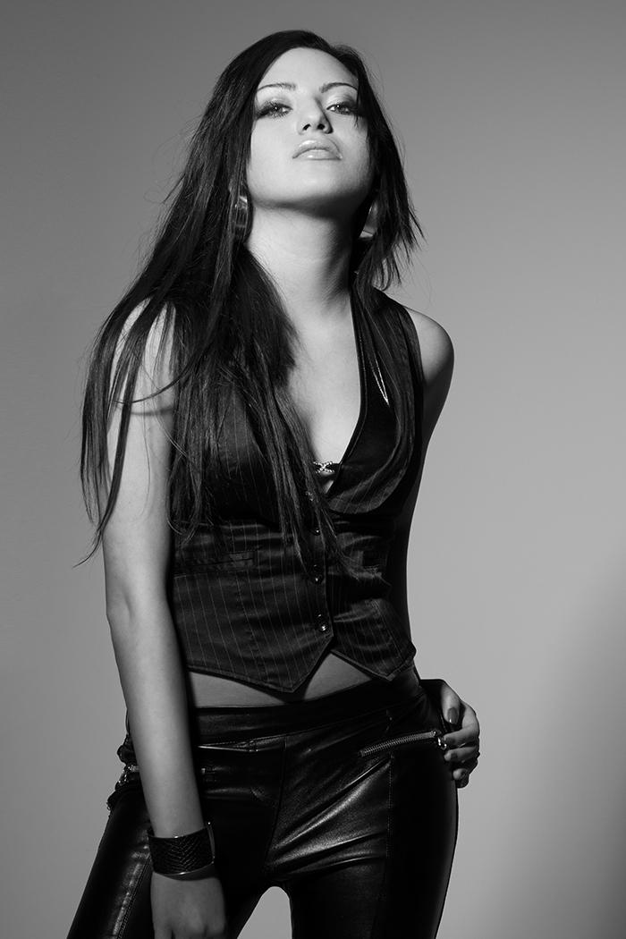 Female model photo shoot of Adela_N