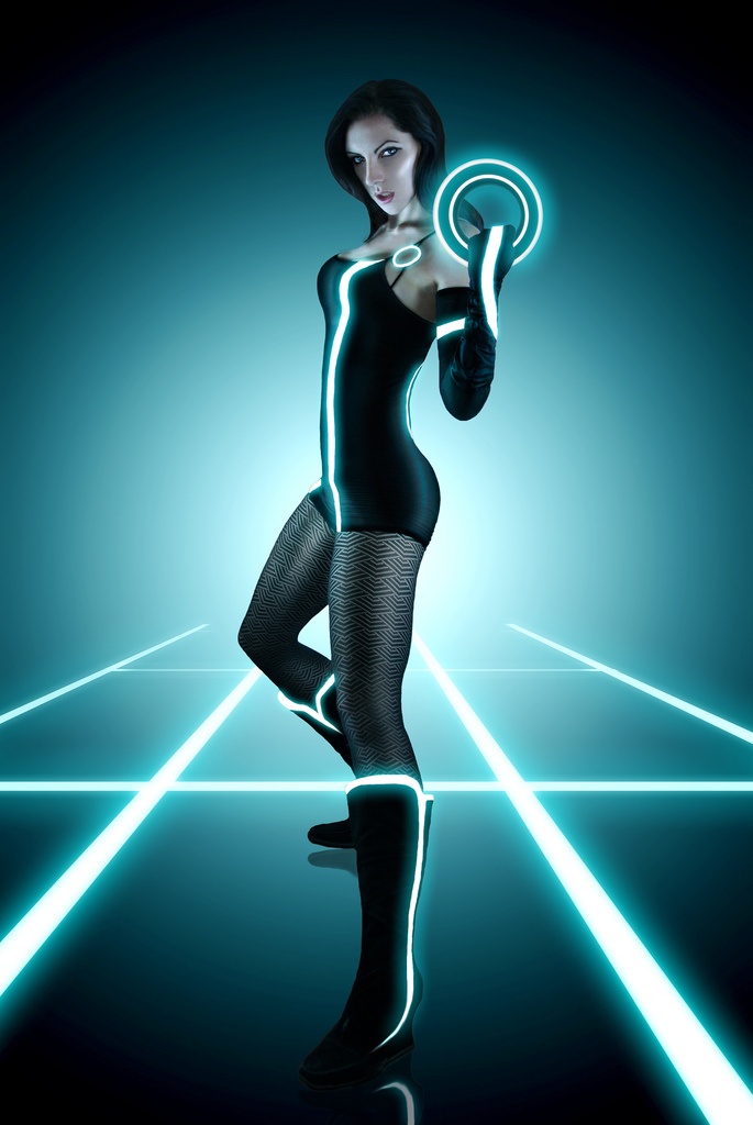 Apr 14, 2013 Tron Cosplay