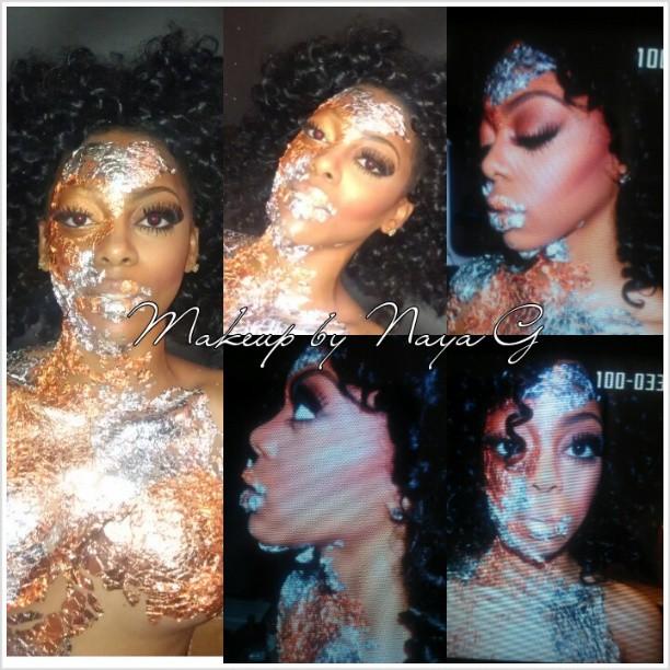 Female model photo shoot of Naya Gilmer