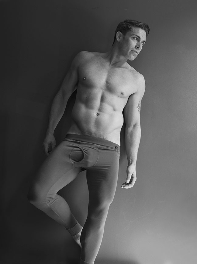 Picture About Male Model Bryan Feiss 28 Years Old New York, New York, US