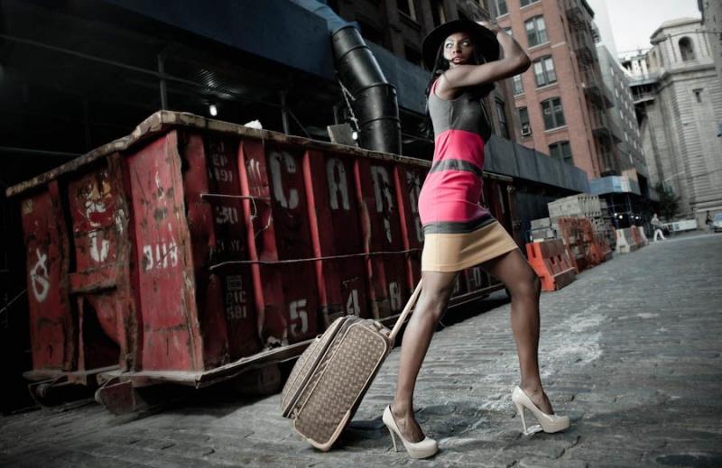 Female model photo shoot of TalishaLee in Brooklyn, NY