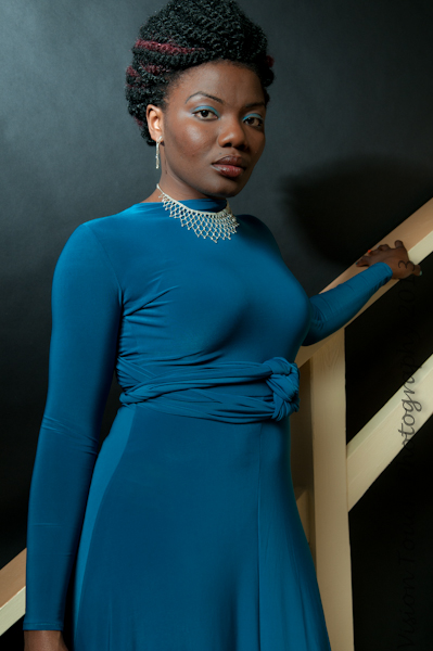 Female model photo shoot of Nikud by Fan C Photos