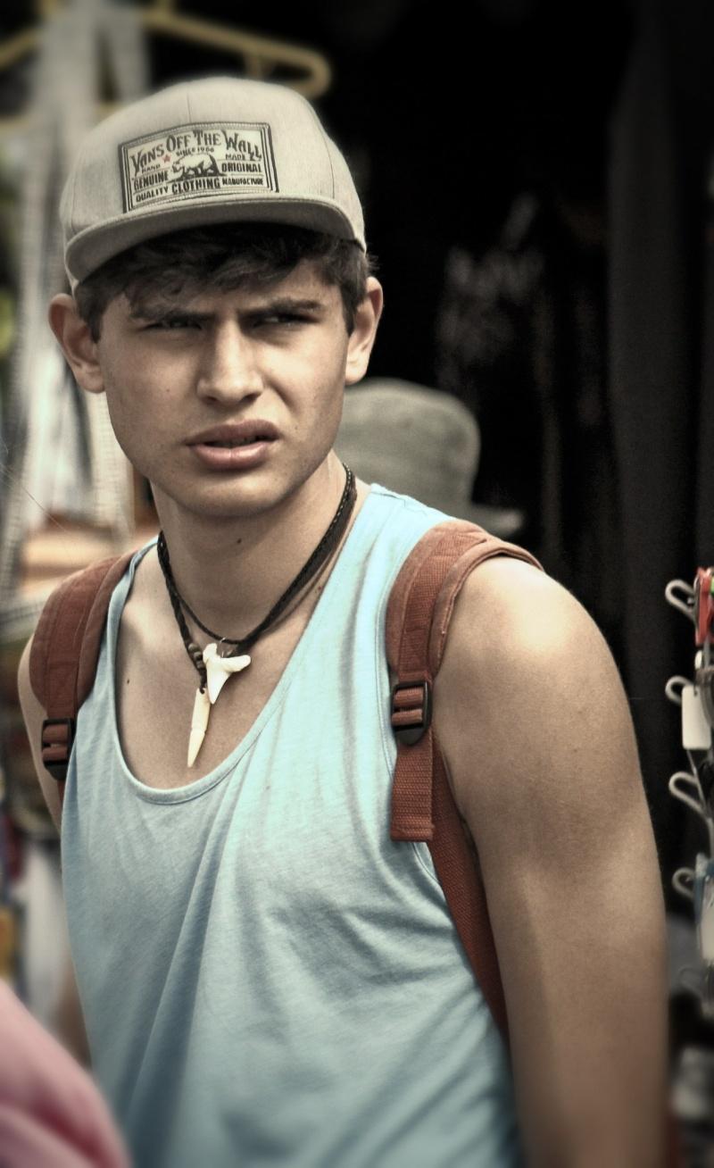 Male model photo shoot of Ivan Zubkov