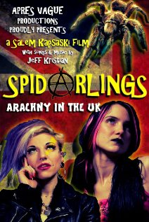 Apr 21, 2013 Spidarlings (2013) Teaser Poster