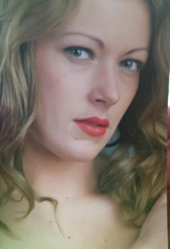 Female model photo shoot of jmacdonald2525 in John Casablancas Studio