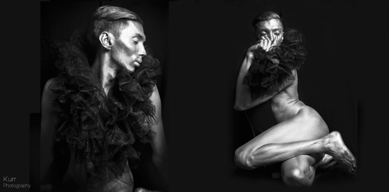 melbourne Apr 24, 2013 kurr Photography - Karan Gill Man-nequin (body shot)