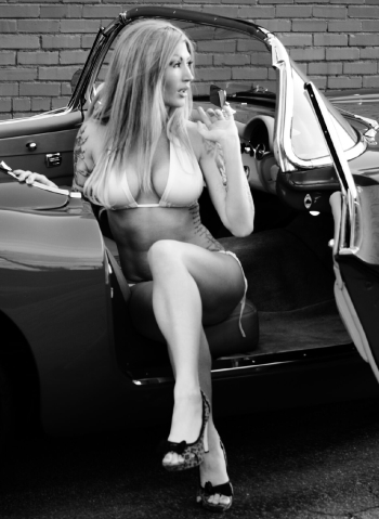 Female model photo shoot of DAWN MARIE in Greenville, SC