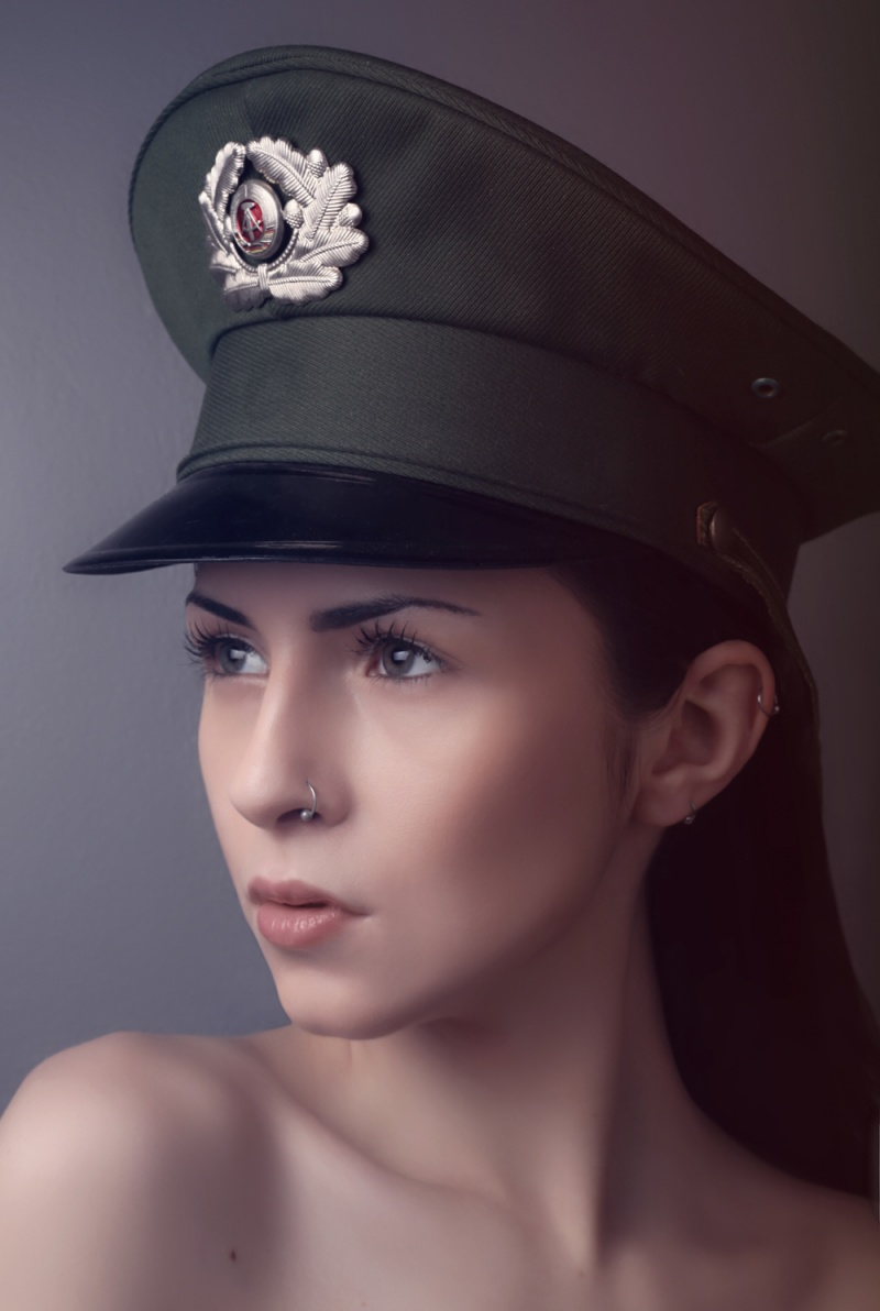 Female model photo shoot of lilex