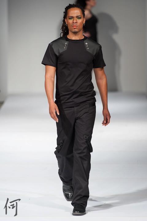 Male model photo shoot of Chuck C Harris