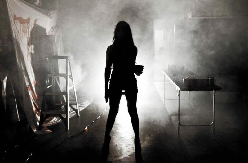Female model photo shoot of Hope Lane