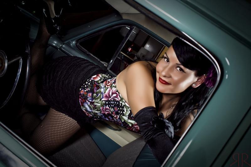 Female model photo shoot of Jaded K in Sacramento