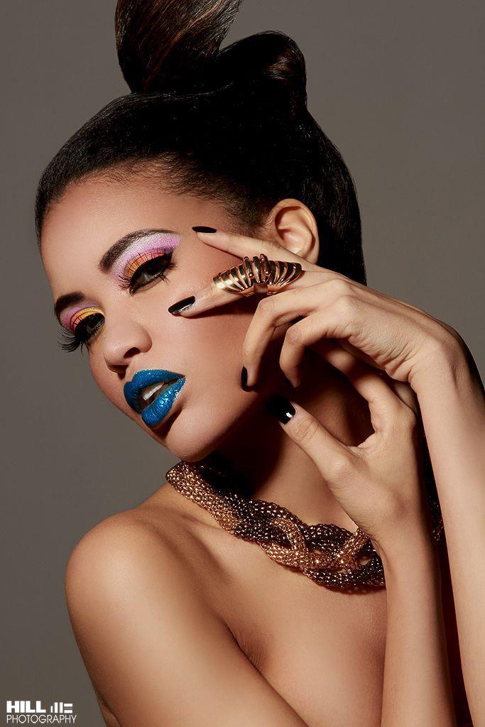 Female model photo shoot of Kelly Fraticelli MUA