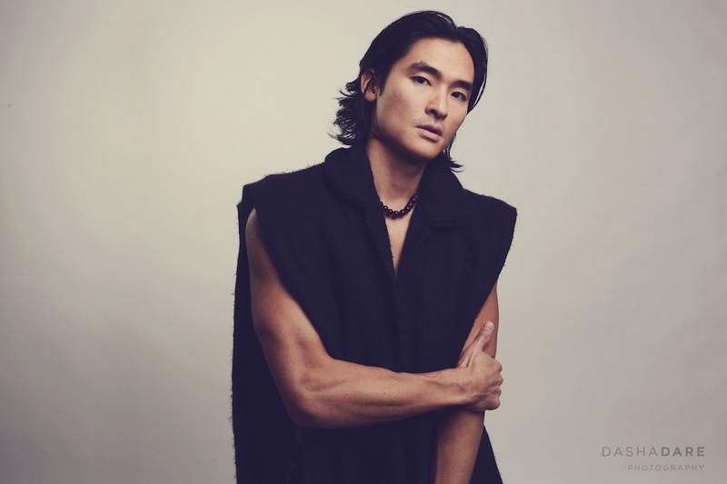 Male model photo shoot of Monroe Park