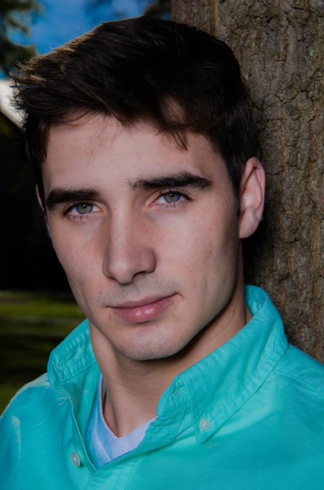 Male model photo shoot of Russell Gahagen