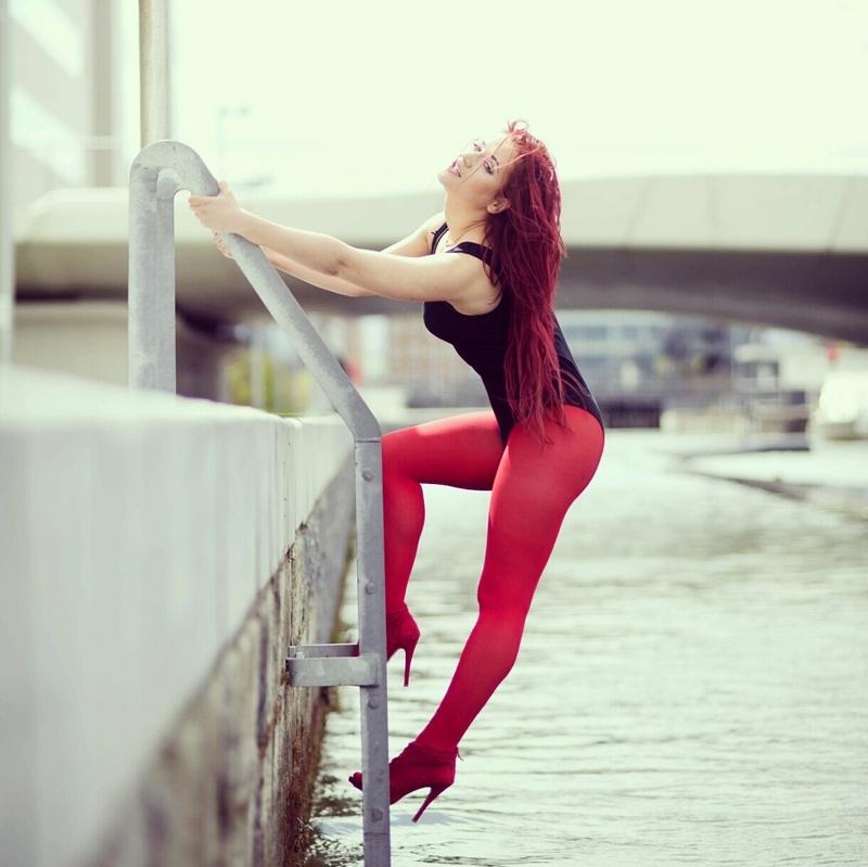 Female model photo shoot of Marina Violin by bsk1