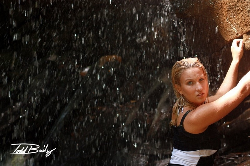 Female model photo shoot of Alexandria Frazier in Twin Falls State Park