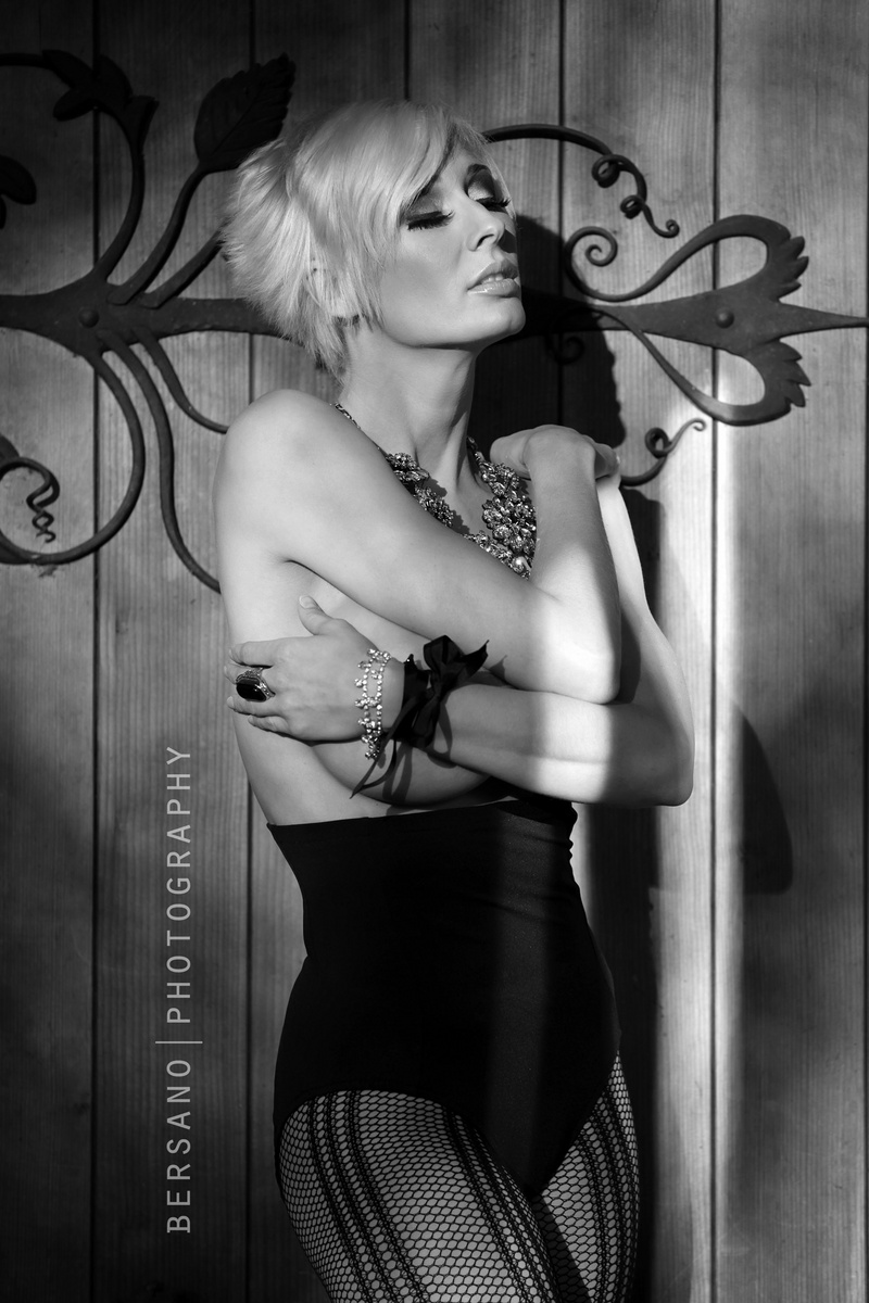 Female model photo shoot of MC Bourbonnais by Don Bersano in Chicago
