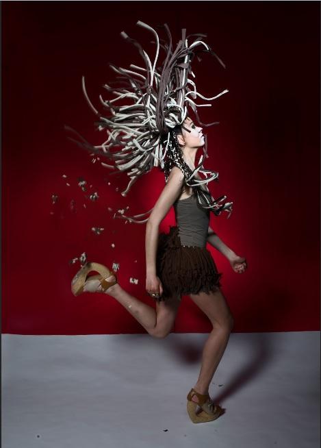 Female model photo shoot of Tasja Atmanni